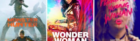 DEG Watched At Home Top 20 List For 03/25/21: Wonder Woman 1984, Monster Hunter 5