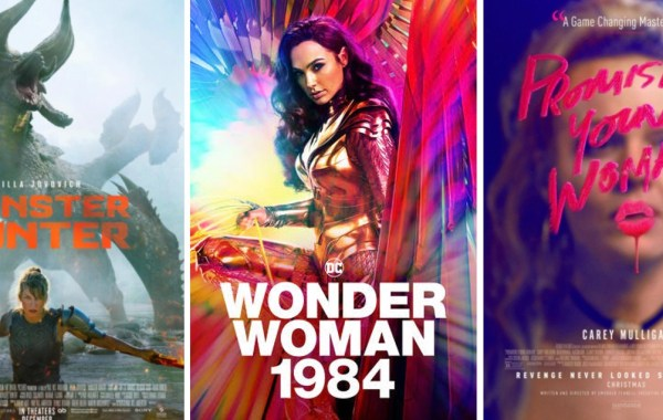 DEG Watched At Home Top 20 List For 03/25/21: Wonder Woman 1984, Monster Hunter 52