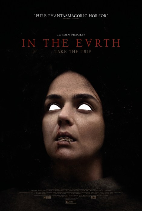 'In The Earth'; Take A Trip With The Eerie Full Trailer & 4 Character Posters For Ben Wheatley's New Horror Film 3