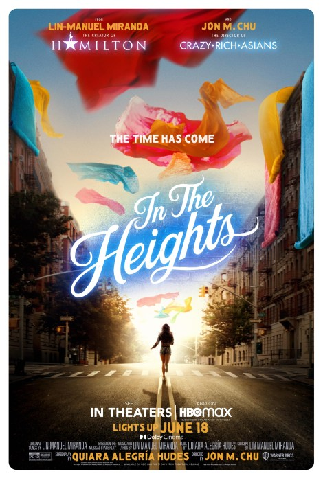 'In The Heights'; Check Out 2 New Trailers & 6 Posters For The Musical Event Film 2