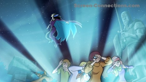 [DVD Review] Scooby-Doo! The Sword And The Scoob; Now Available On DVD & Digital From Warner Bros 10