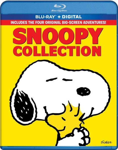 Snoopy 4-Movie Collection; Arrives On Blu-ray May 18, 2021 From Paramount 3