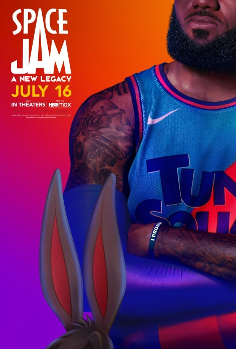 'Space Jam: A New Legacy'; 8 Character Posters Debut For The Upcoming Sequel 2
