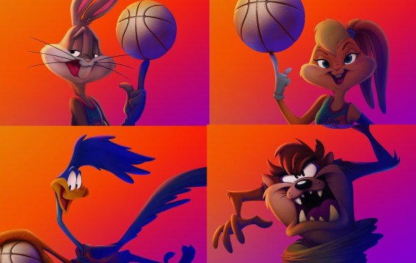 space jam a new legacy posters