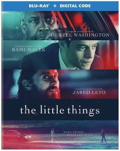 the little things blu ray