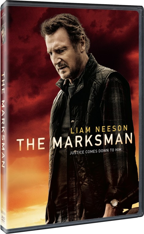 The Marksman; Arrives On Digital April 27 & On Blu-ray & DVD May 11, 2021 From Universal 11