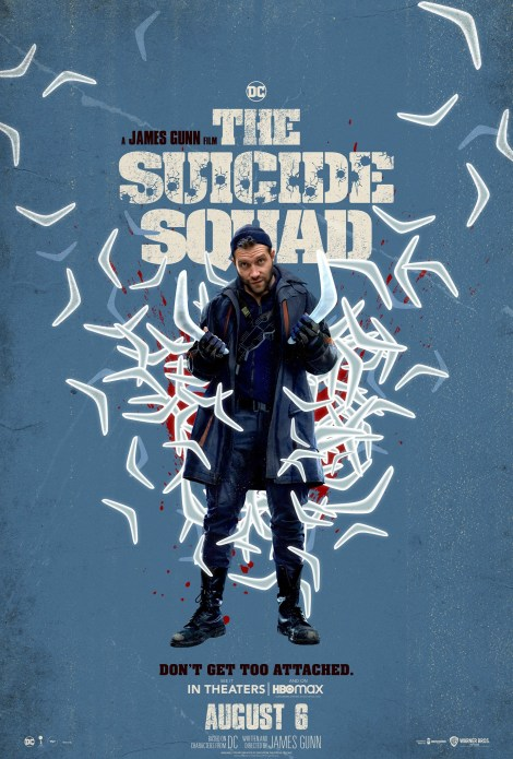 'The Suicide Squad'; Check Out 12 New Character Posters For James Gunn's DC Movie 15