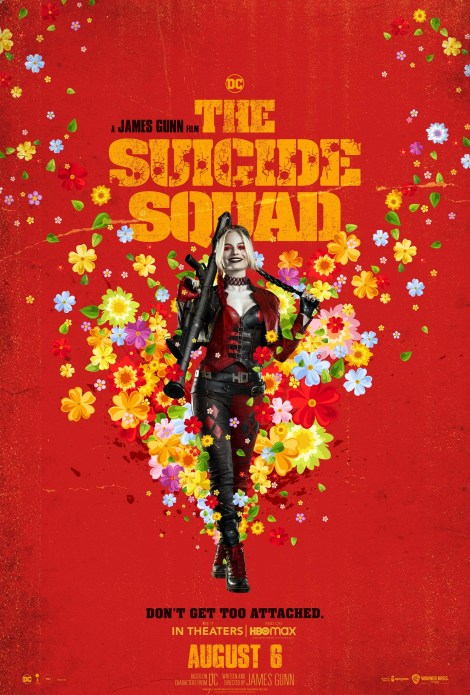 'The Suicide Squad'; Check Out 12 New Character Posters For James Gunn's DC Movie 16