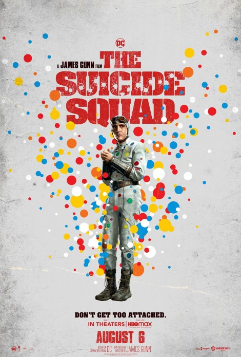 'The Suicide Squad'; Check Out 12 New Character Posters For James Gunn's DC Movie 19