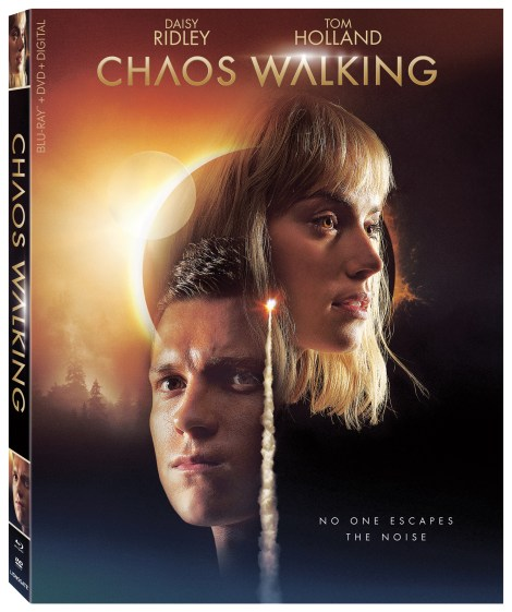 'Chaos Walking'; Arrives On Digital May 14 & On 4K Ultra HD, Blu-ray & DVD May 25, 2021 From Lionsgate 3