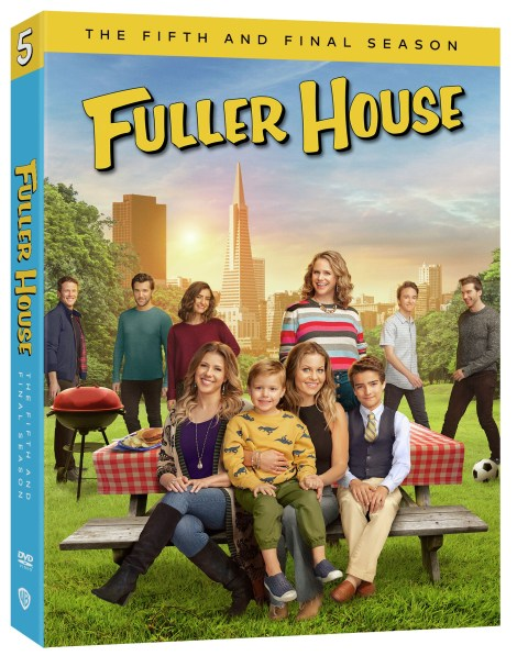 'Fuller House: The Fifth And Final Season' & 'Fuller House: The Complete Series'; Arriving On DVD June 8, 2021 From Warner Bros 2