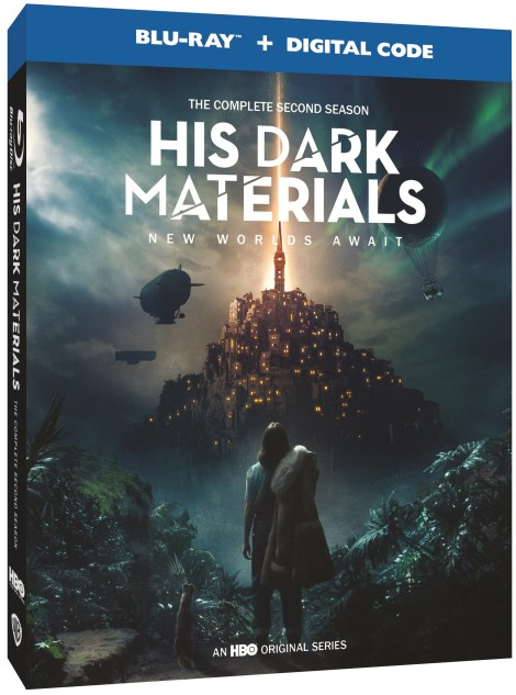 'His Dark Materials: The Complete Second Season'; Arrives On Blu-ray & DVD June 29, 2021 From HBO - Warner Bros 1