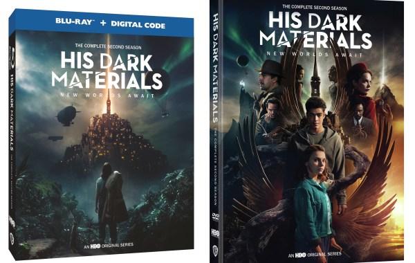 his dark materials season 2 blu ray