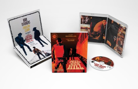 'Last Train From Gun Hill'; Arrives On Blu-ray For The First Time June 15, 2021 As Part Of The Paramount Presents Line From Paramount 5