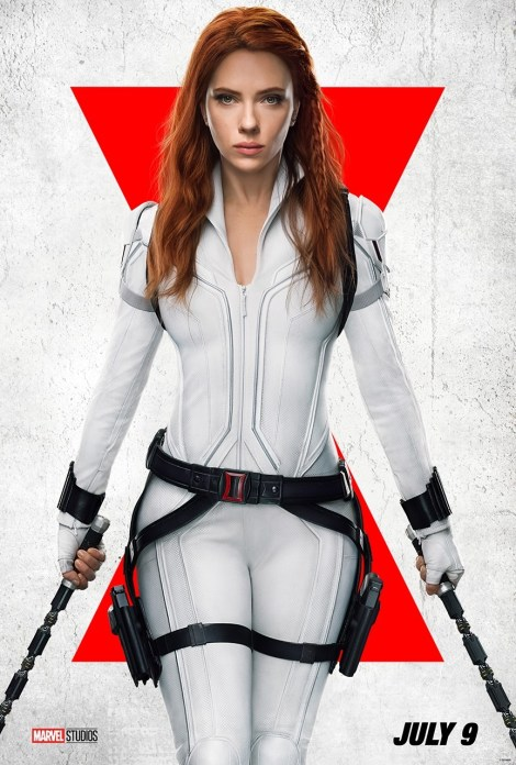 'Marvel Studios' Black Widow'; A New Trailer Is Here With More Fresh Footage From The Film 1