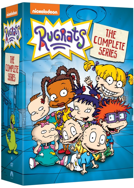 'Rugrats: The Complete Series'; Arrives On DVD May 18, 2021 From Nickelodeon - Paramount 5
