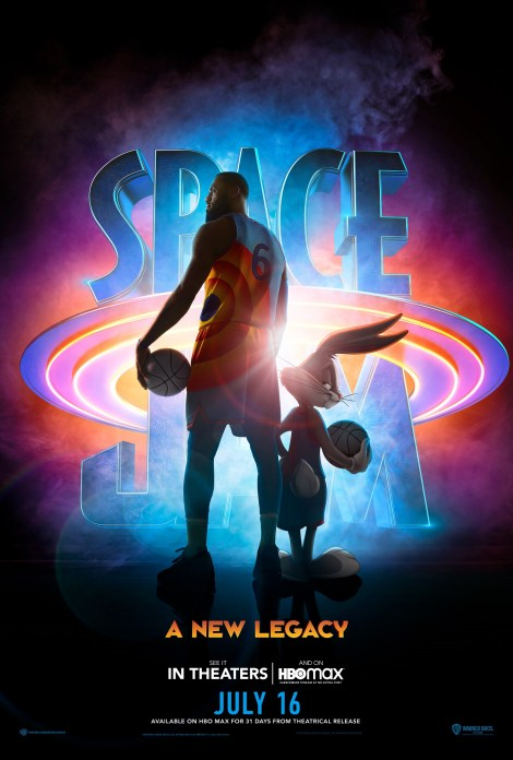 'Space Jam: A New Legacy'; The First Trailer & A New Poster For The Sequel Have Arrived! 1