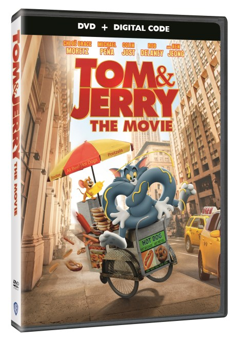 'Tom & Jerry'; The New Movie Arrives On Blu-ray, DVD & Digital May 18, 2021 From Warner Bros 3