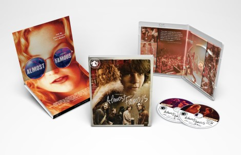 'Almost Famous'; Arrives Newly Remastered On 4K Ultra HD & Paramount Presents Blu-ray July 13, 2021 From Paramount 8