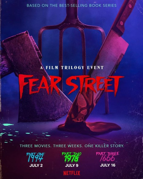 'Fear Street'; The First Trailer For The Netflix Trilogy Event Teases All 3 Films Coming This July! 2