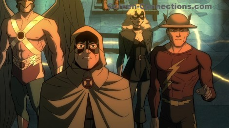 [Blu-Ray Review] 'Justice Society: World War II'; Now Available On 4K Ultra HD, Blu-ray & Digital From DC - Warner Bros 11