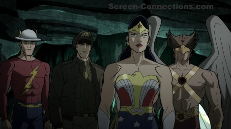 [Blu-Ray Review] 'Justice Society: World War II'; Now Available On 4K Ultra HD, Blu-ray & Digital From DC - Warner Bros 14