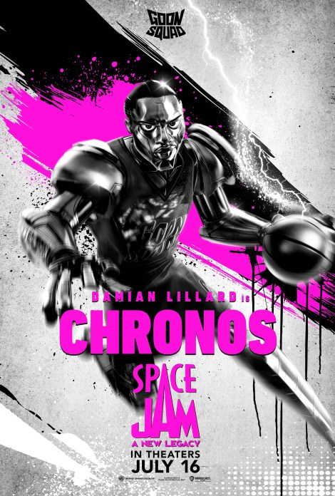 'Space Jam: A New Legacy'; Check Out 5 New Character Posters For The Goon Squad 7