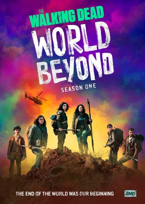 'The Walking Dead: World Beyond - Season 1'; Arrives On Blu-ray & DVD June 15, 2021 From RLJE 6