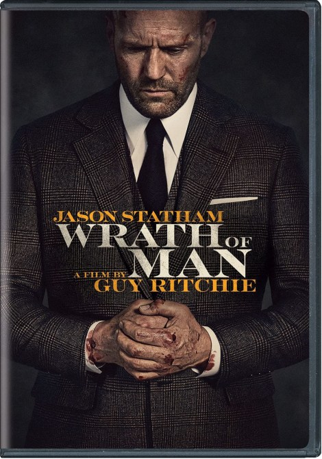 'Wrath Of Man'; Own It On Digital June 29 & On Blu-ray & DVD July 13, 2021 From MGM - Warner Bros 2
