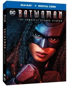 batwoman season 2 blu ray