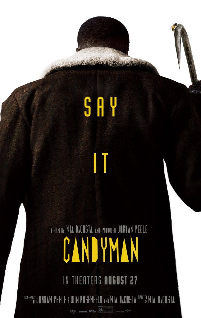 'Candyman'; The New Trailer & Poster Bring Fresh Footage From The Upcoming Film 2