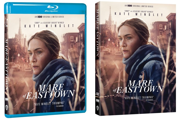 mare of easttown blu ray dvd