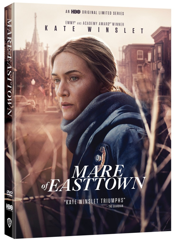 'Mare Of Easttown: An HBO Original Limited Series'; Arrives September 14, 2021 On DVD From Warner Bros & On Blu-ray From Warner Archive 3