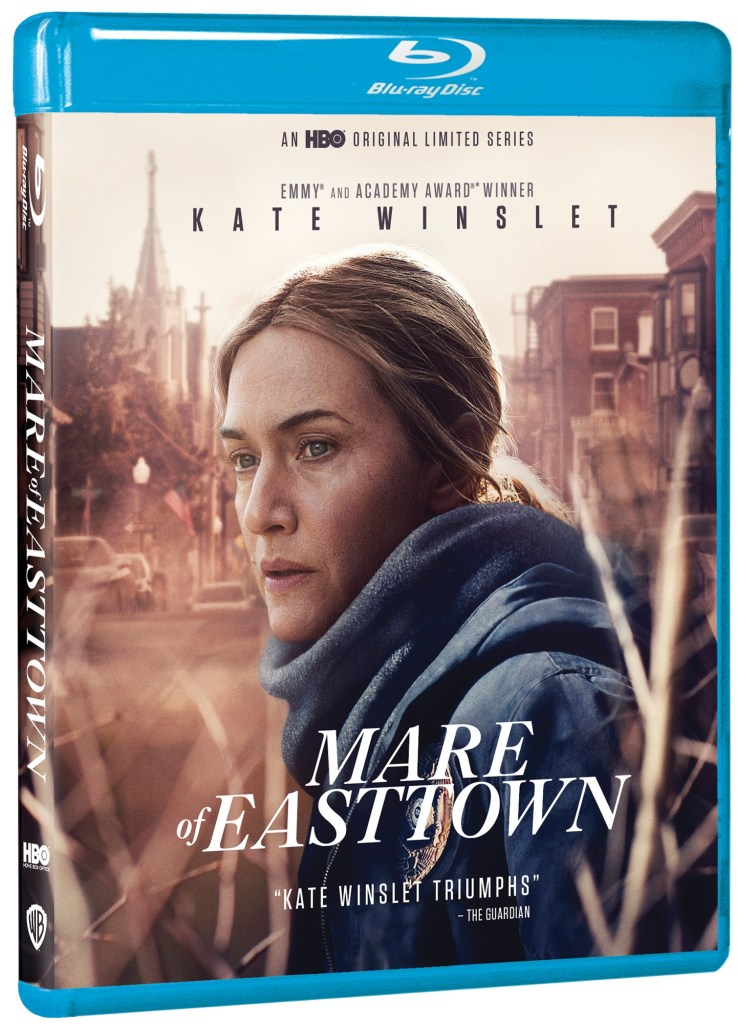 'Mare Of Easttown: An HBO Original Limited Series'; Arrives September 14, 2021 On DVD From Warner Bros & On Blu-ray From Warner Archive 4