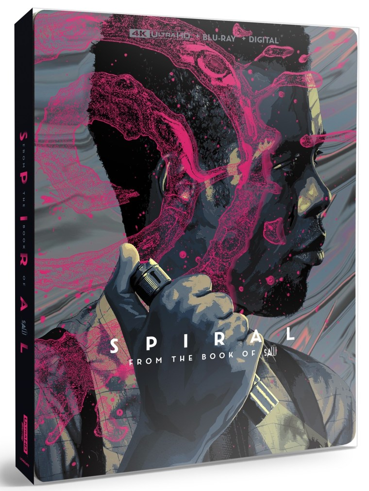'Spiral: From The Book Of Saw'; Arrives On Digital July 13 & On 4K Ultra HD, Blu-ray & DVD July 20, 2021 From Lionsgate 13