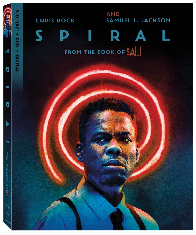 'Spiral: From The Book Of Saw'; Arrives On Digital July 13 & On 4K Ultra HD, Blu-ray & DVD July 20, 2021 From Lionsgate 11