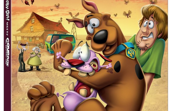 straight outta nowhere scooby doo meets courage the cowardly dog