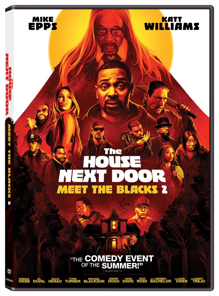 'The House Next Door: Meet The Blacks 2' Arrives On Digital July 9 & On Blu-ray & DVD August 10, 2021 From Lionsgate 4