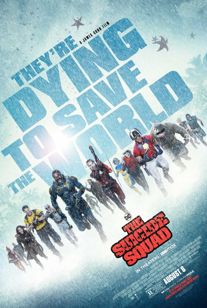 """'The Suicide Squad'; The New """"Rain"""" Trailer Delivers More New Footage From James Gunn's R-Rated DC Film 2"""