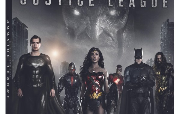 zack snyder's justice league blu ray