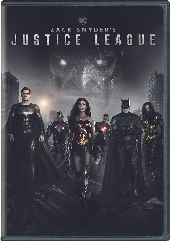 'Zack Snyder's Justice League'; Arrives On 4K Ultra HD, Blu-ray & DVD September 7, 2021 From DC - Warner Bros 9