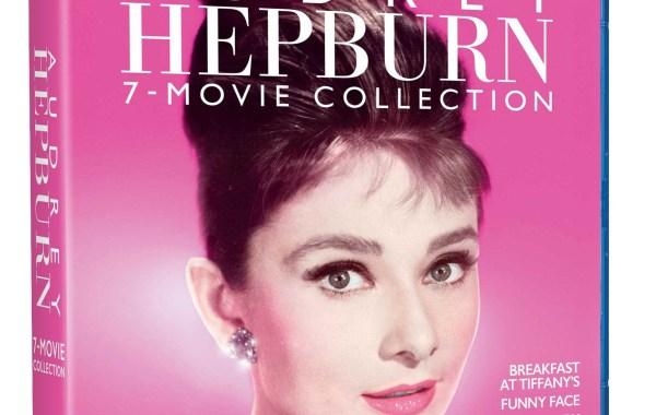 audrey hepburn 7 movie collection