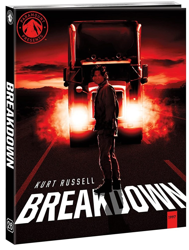 'Breakdown'; Arrives On Blu-ray Newly Remastered As Part Of The Paramount Presents Line September 21, 2021 From Paramount 5