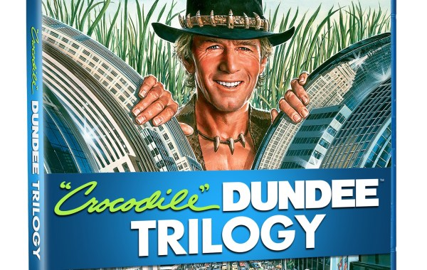 crocodile dundee trilogy blu ray