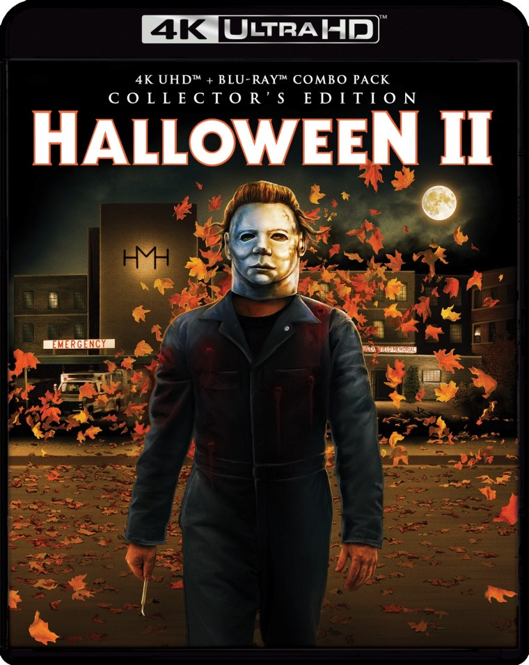 'Halloween' 1-5 Collector's Edition Release Details & Artwork; All Arriving On 4K Ultra HD September 28, 2021 From Scream Factory 9