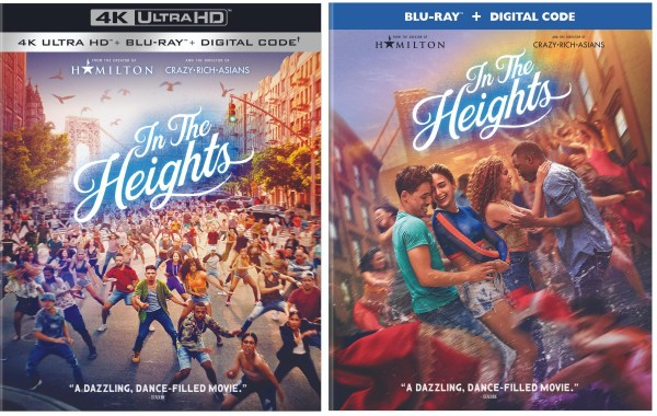 in the heights blu ray