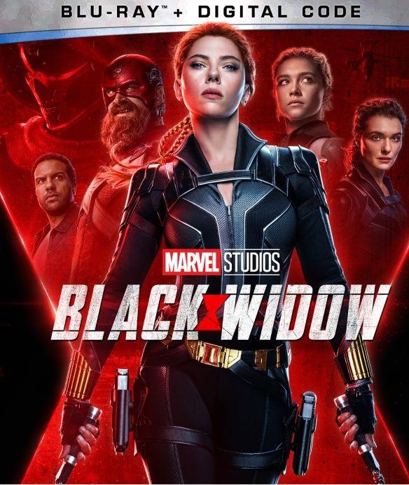 'Black Widow'; Arrives On Digital August 10 & On 4K Ultra HD, Blu-ray & DVD September 14, 2021 From Marvel Studios 9