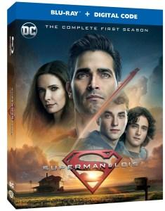 superman and lois season 1 blu ray
