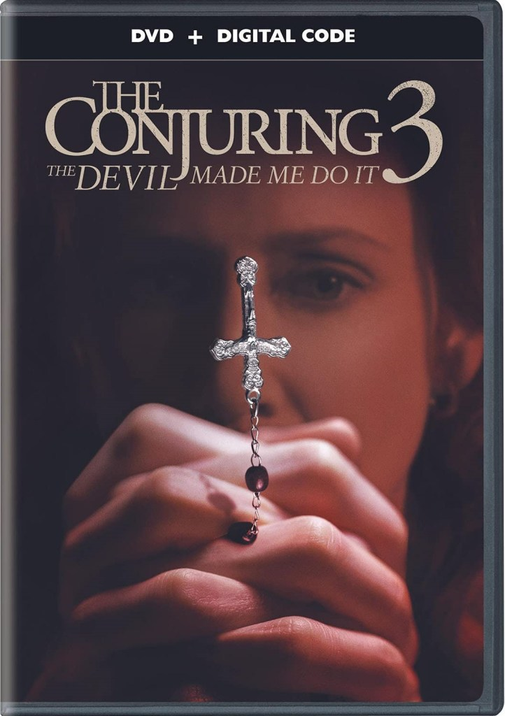 'The Conjuring: The Devil Made Me Do It'; Arrives On Digital July 23 & On 4K Ultra HD, Blu-ray & DVD August 24, 2021 From Warner Bros 9