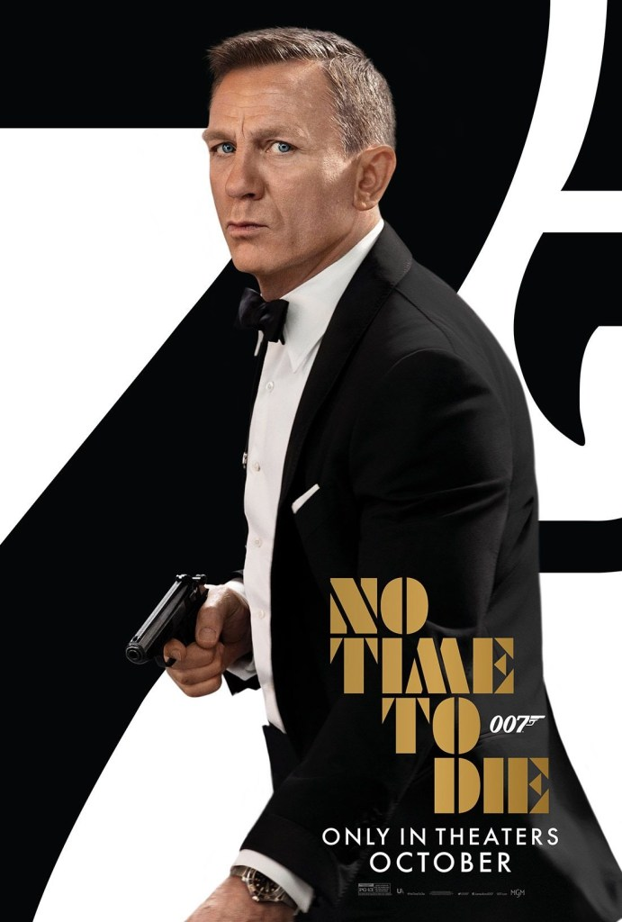 'No Time To Die'; The Final Trailer For The New Bond Film Teases The Epic Conclusion 2
